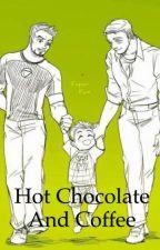 Hot chocolate and coffee by _LittleGirlBlue_