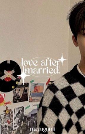 love after married┊jaeno by kinguwu_