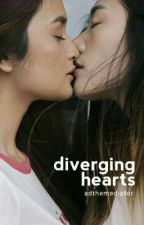Diverging Hearts | Girls Like Girls by ArtJustiniano