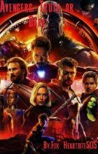 Avengers: Truth or Dare by Fox_Heartbite505