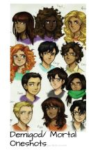 Mortals Meet Demigods by Raven9262