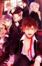 Diabolik Lovers x Male! ♡(I'm Just A Shadow That No One Notice...)♡ by KiraWu1
