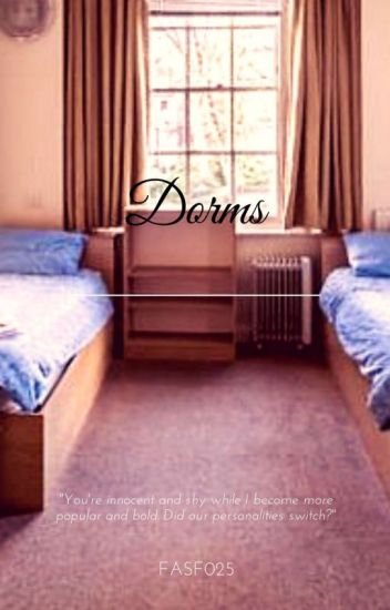 Dorms (Harold x George Fanfic)