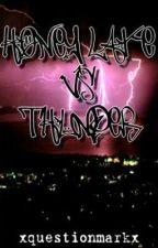 Honey Lake v.s. Thunder by xquestionmarkx
