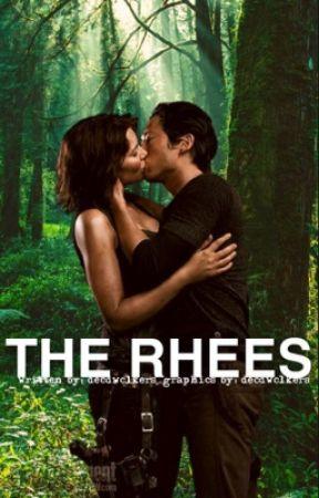 the rhees, twd¹  by oopsitsjordan