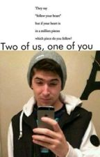 Two of us, One of you, and Another. ImmortalHD/Slyfoxhound fan fic by RainbowKinKins