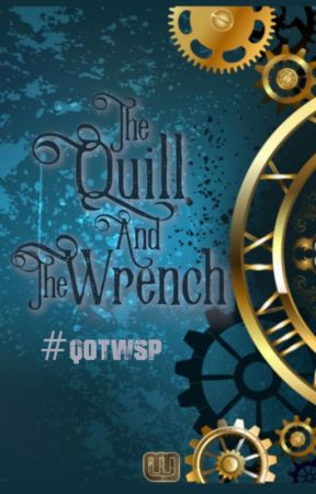 The Quill and the Wrench by _SteamPunk