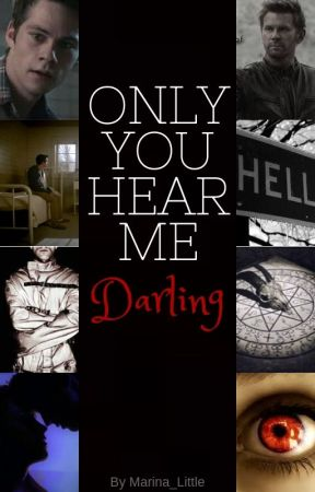 Only you hear me darling ( Stucifer) by Marina_Little