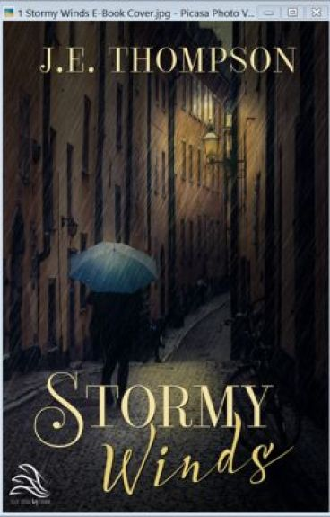Stormy Winds: J. E. Thompson's Fifth Novel by AuthorThompson