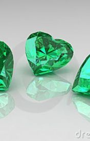 The Emeralds by asweetslove