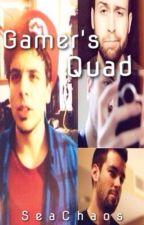 Gamer's Quad (SeaChaos) by Hana-chiiru