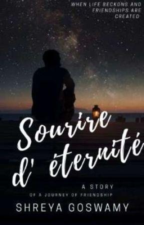 Sourire d'éternité (The Smile of Eternity)  by Shreya_VA