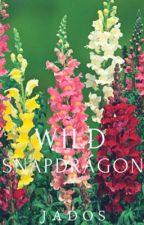 Wild Snapdragon by Justadashofsunshine