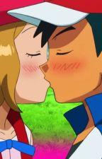 pokemon volver a enamorarte ash y serena by luciana910