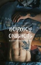 BoyxBoy Oneshots by ButteryBreadsticks
