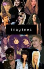 classic rock imagines by Tolkienite3791