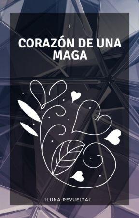 CORAZÓN DE UNA MAGA by LunaRxReaperD