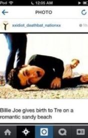 Billie Joe and Tre by doctorpottermellark