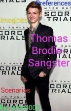 Thomas Brodie-Sangster Boyfriend scenarios/Preferences/Imagines by ushio4000