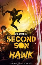 inFAMOUS: Second Son- Hawk by KenwayTheAnarchist