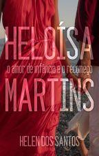 Heloisa Martins by HelenDosSantosSilva