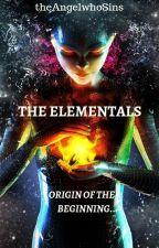 THE ELEMENTALS by theAngelwhoSins