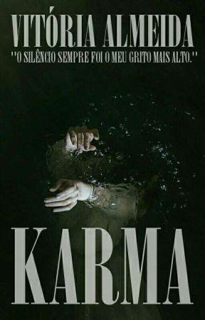 Karma  by VicAlmeida_