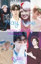 Sub! Male! Kpop Idols X Dom! Male Reader by Amie356