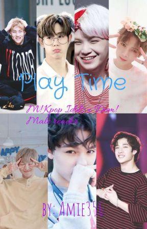 Sub! Male! Kpop Idols X Dom! Male Reader - Request!! - Wattpad