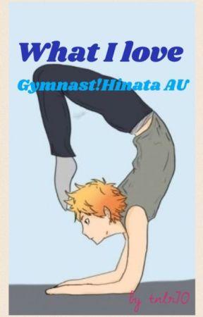 Hinata is a gymnast?! A haikyuu fanfiction_gymnastics AU
