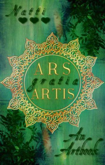 ars gratia artis an artbook natalya wattpad