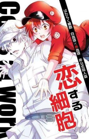Hataraku Saibou - Cells At Work [Manga en Español] by melisita2808
