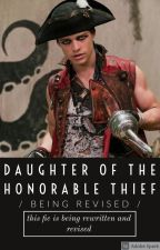Daughter of the honorable thief- Harry Hook x daughter of Robin Hood! reader by rose_sparrow17