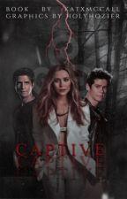 Captive ↠ Stiles by katxmccall