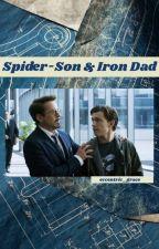 Spider-Son & Iron-Dad one shots by Spidey_Stan