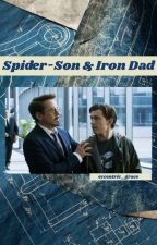 Spider-Son & Iron-Dad one shots by Eccentric_Grace