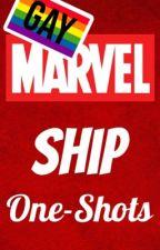 Marvel Ship One-shots (Gay Edition) by GayAngelPrince