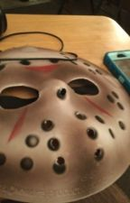 Jason Voorhees discovers Facebook  by AmySmithEllis