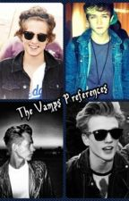 The Vamps Preferences by XoXRhCF99XoX