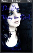 The shy vampire girl by NiamHayne8