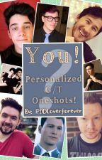 PERSONAL G/T Youtuber Oneshots by PJOloverforever