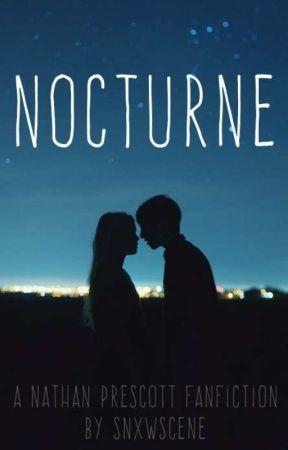 NOCTURNE » Nathan Prescott by snxwscene