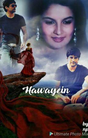 Hawayein  by mishhtalkative