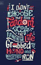 Fandom's Unite, Short Stories by goddess_mcu