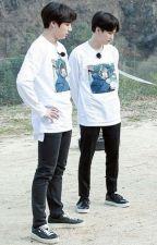 [Kookga] Em Đẹp Trai nhìn qua bên đây đi by ddaeng_team