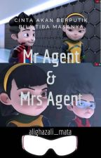 Mr Agent & Mrs Agent by alighazali_mata
