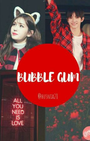 Bubble Gum  by Husnia28