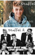Staffel 1: Corbyn Besson Love Story/Staffel 2: Why Dont We Love story by kathrin0101s
