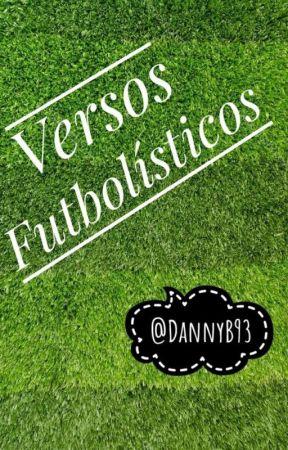 Versos Futbolísticos by DannyB93