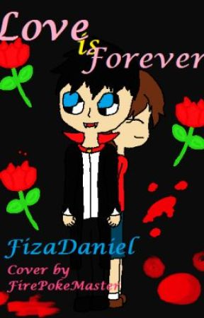 Love is forever by FizaDaniel